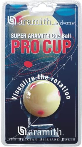 Náhradní poolová koule - ARAMITH Pro Cup 57,2 mm