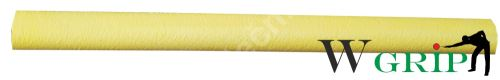 Grasp the rubber sleeve V-GRIP, yellow