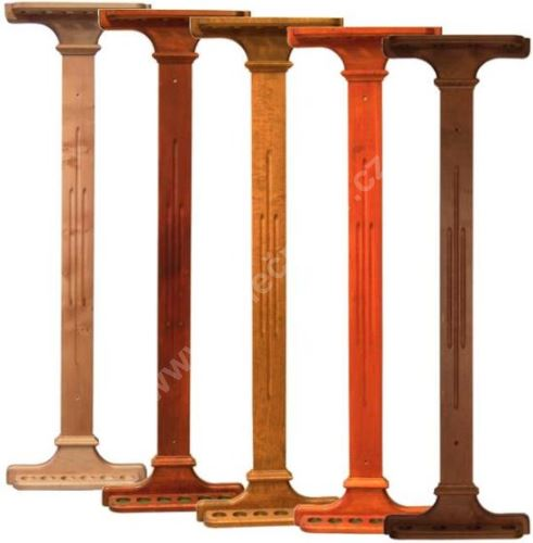 """Stand on cue hanging wall """"I"""" Standard, 4 cues"""