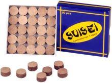 Vrstvená lepící kůže SUISEI 14 mm, Hard