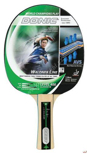 Pálka na stolní tenis DONIC Waldner 400, konkávní