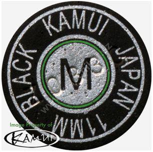 Vrstvená lepící kůže KAMUI Black 11 mm, Medium