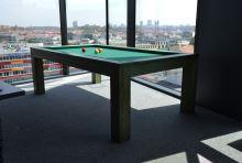 Kulečník karambol REZIDENT 210 -  karambolový stůl