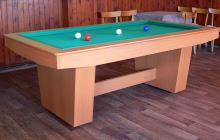 Kulečník karambol TREND 180 - karambolový stůl