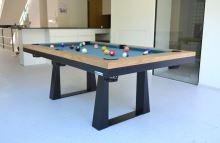 Kulečník Pool billiard CAVALIER 9 FT - jídelní stůl