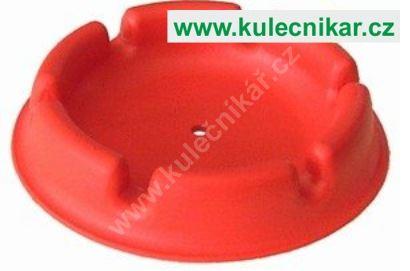Popelník - stolní fotbal, Červený