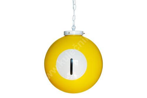 Kulečníková lampa Drop Light 1, Ø 30 cm