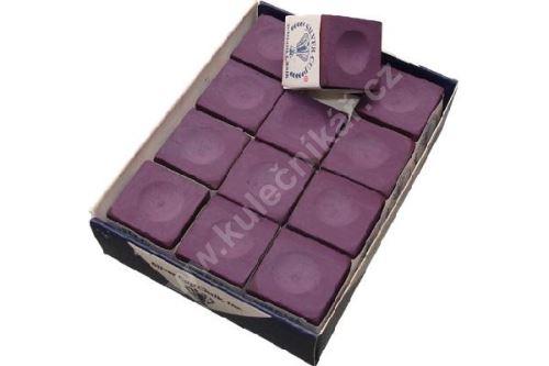 Křída na tágo Chalk SILVER CUP, purple