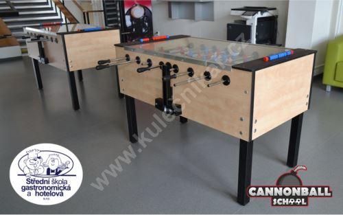 Stolní fotbal Cannonball SCHOOL I
