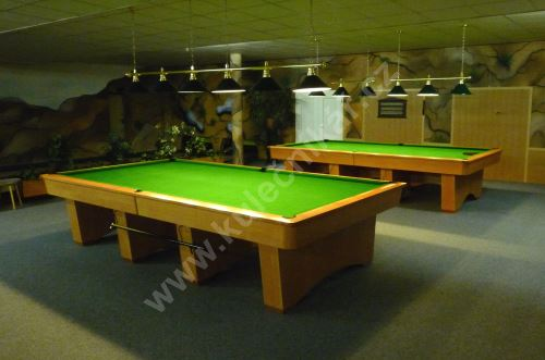 Snooker Master 12 ft.