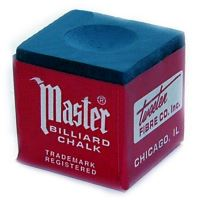Chalk for billiard MASTER Chalk, Blue