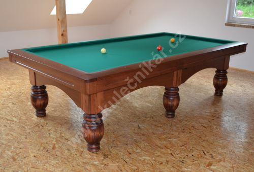 Kulečník karambol PEGAS, karambolový stůl