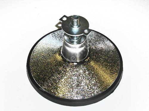 Výškově štelovací patky kulečníků, ABS Silver