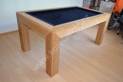 Kulečník karambol REZIDENT -  karambolový stůl