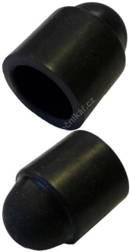 Coupling rubber protection cues - shorter