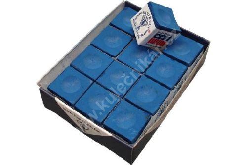 Křída na tágo Chalk SILVER CUP, royal blue