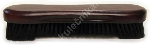 Brush the baize - MASTER, mahogany