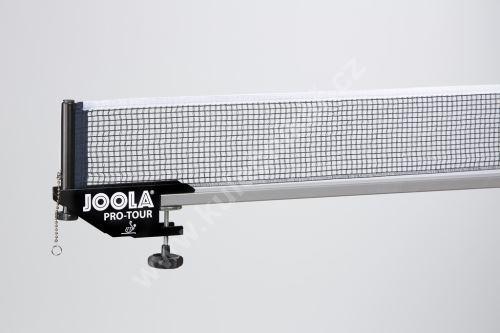 Síťka na stolní tenis JOOLA Pro Tour, černá