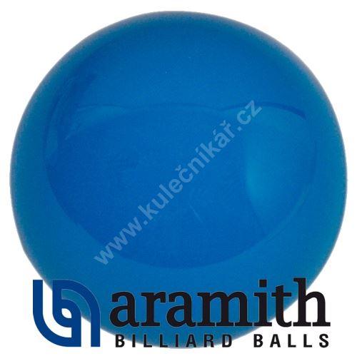 Náhradní karambolová koule ARAMITH modrá 61,5  mm