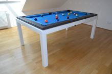 Kulečník Pool billiard FUSHION Steel 5ft, lamino