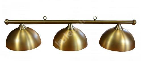 Kulečníková lampa Elegant Retro 3, Gold