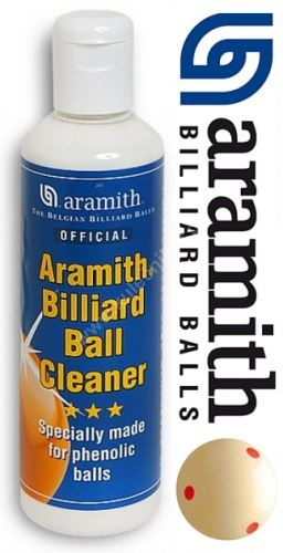 Cleaner Aramith billiard balls CLEANER