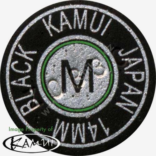 Vrstvená lepící kůže KAMUI Black 14 mm