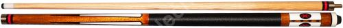 Universal Cues Pool Cue - White Flame