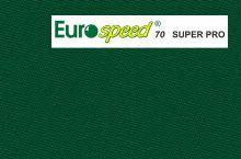Billiard pocket billiard cloth EUROSPRINT 70 Y / G 198 cm