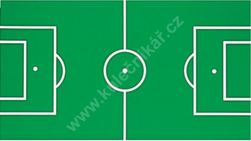 Playing area for table football ARENA 114