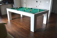 Kulečník pool billiard PANTEON 8ft - jídelní stůl