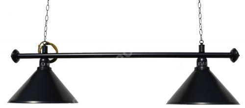 Kulečníková lampa Black Elegant 2