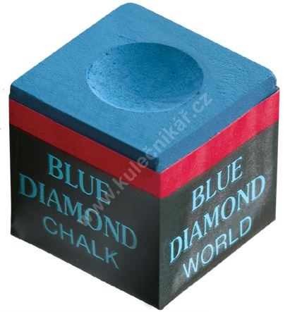 Chalk for billiard BLUE DIAMOND