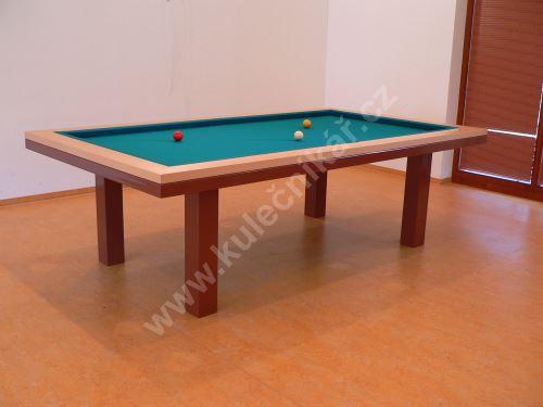 Carom Billiards SLIM 160 - dining table
