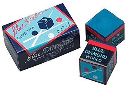 Chalk for billiard BLUE DIAMOND