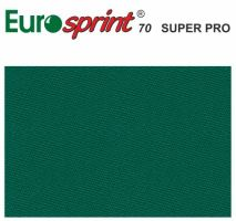billiard pocket billiard cloth EUROSPRINT 70 SUPER PRO 198 cm BG