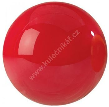 Spare red balls pyramid, 68 mm Dark RED