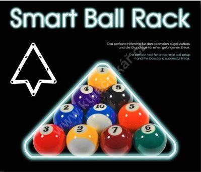 Ball Rack, rozstřelová podložka, stavítko na koule 57,2mm