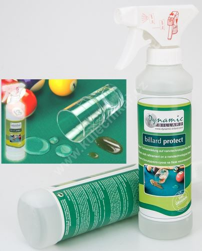 "Spray on the baize ""Billard Protect"" 0.5 l"