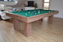 ZEUS Billiards Pool 7 ft.
