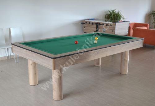 Kulečník karambol EMINENT - karambolový stůl
