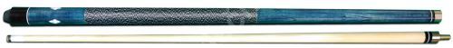 Universal Cues Cue Stick - Blue Diamond