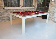 Kulečník Pool billiard OFFICE 5,5 FT - jídelní stůl