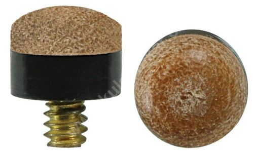 Šroubovací kůže - průměr 12 mm, mosazný závit
