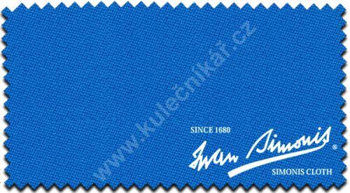 Kulečníkové poolové sukno SIMONIS 760, 195 cm