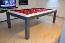Kulečník NEW AGE Pool billiard 8 FT- jídelní stůl
