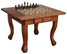 Grand chess table - 4 feet