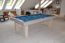 Billiards Pool BOHEMIA 7.5 feet