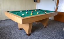 ENTRY snooker pool billiards 7 FT
