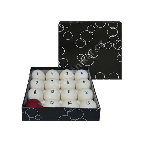 Set of balls 70 mm - Russian pyramid